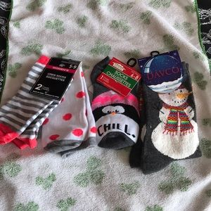 Accessories - Socks Bundle